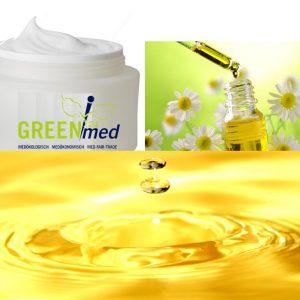 Cremes, Öle und Wohlfühlprodukte