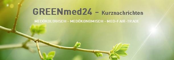 Greenmed-KURZNACHRICHTEN
