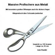 Profischere aus Metall