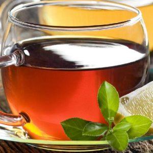 Teemischungen aus Kräutern (Kräutertee)