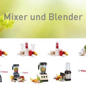 Mixer und Blender