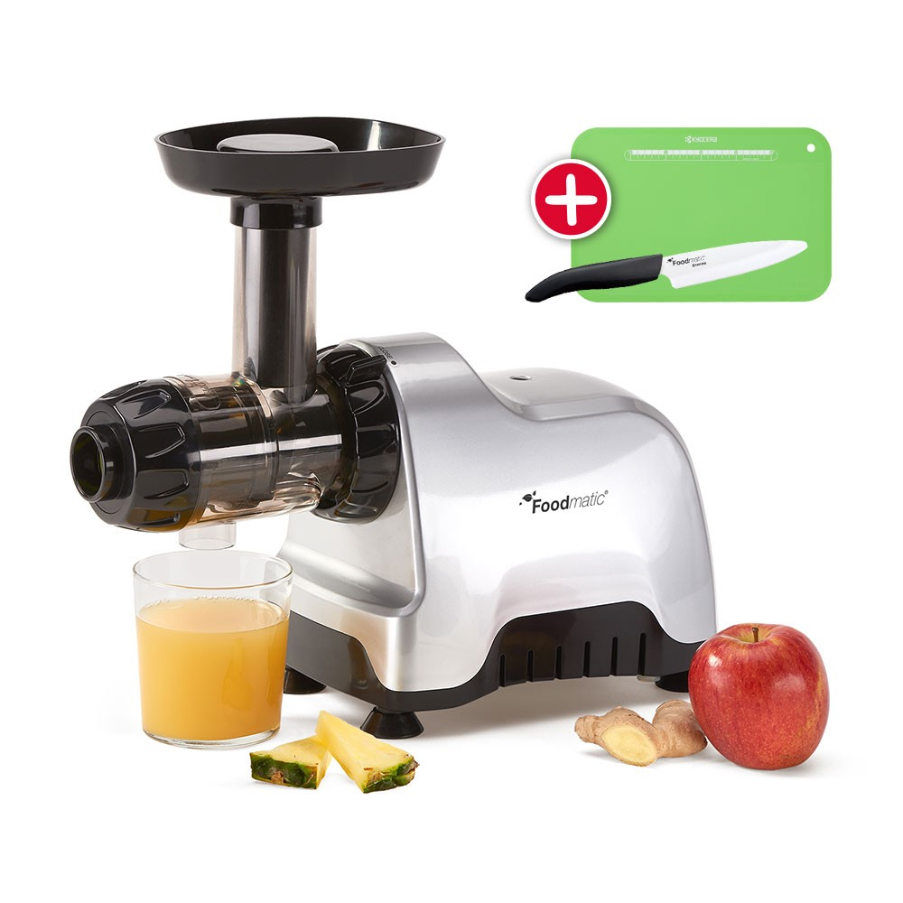 Mr Green Slow Juicer Entsafter : Foodmatic Personal Slow-Juicer PSJ10H - GREENmed24 GmbH